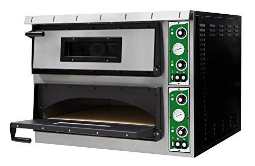 Pizzaofen POWER 44 Prismafood Premium geeignet für 8 x Ø 35 cm Pizzen