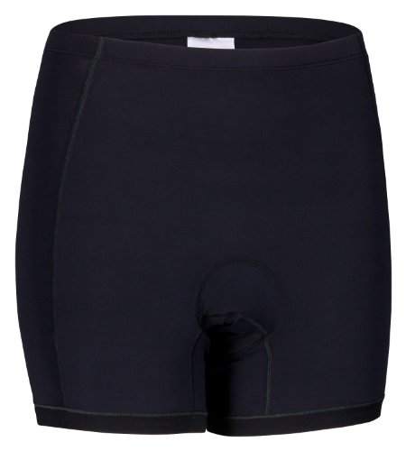 Gonso Damen Rad-u-pants Silvie, black, 42, 22361