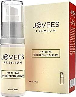 Jovees Herbal Whitening Serum for Bright & Glowing Skin - 50ml