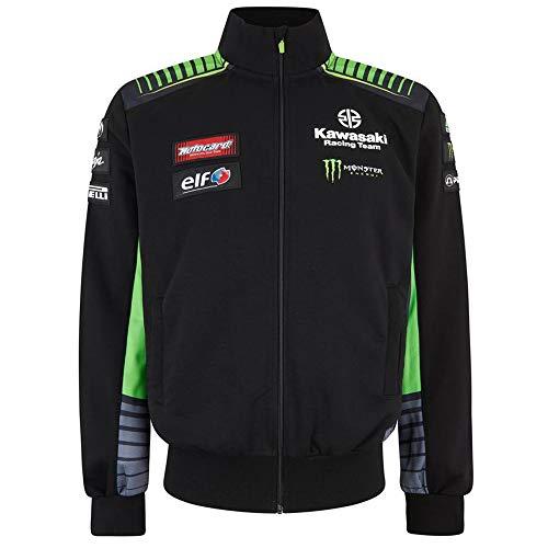 Kawasaki KRT SBK Sweatshirt Zipper Jacke (S)