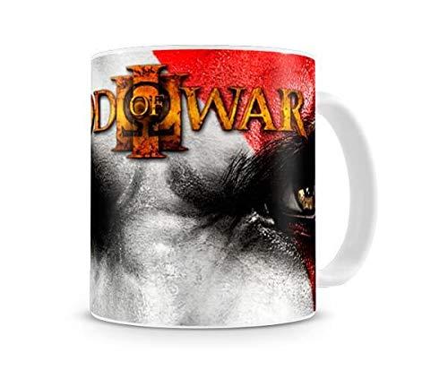 Caneca God of War Iii