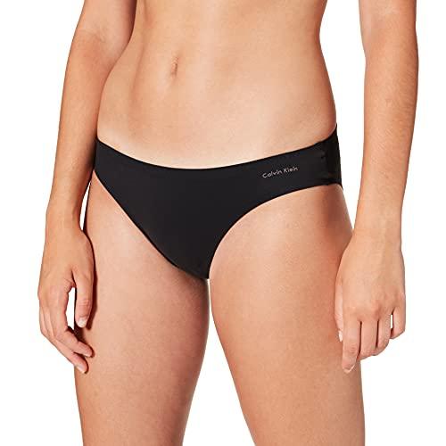 Calvin Klein underwear 0000F3843E - Ropa Interior para mujer, Negro (BLACK 001), Medium