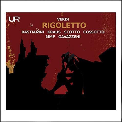 Ettore Bastianini, Alfredo Kraus, Renata Scotto, Orchestra Del Maggio Musicale Fiorentino & Gianandrea Gavazzeni