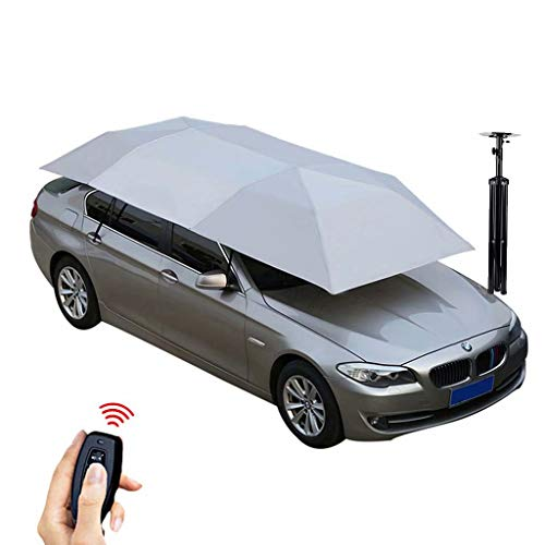 QCYP Car Awning Suitable for Mazda 2/3/5/6/8/CX-3/CX-4/CX-5 Axela Atenza Rainproof and Heat-Insulated Camping Tent Sunshade Umbrella for car Driving