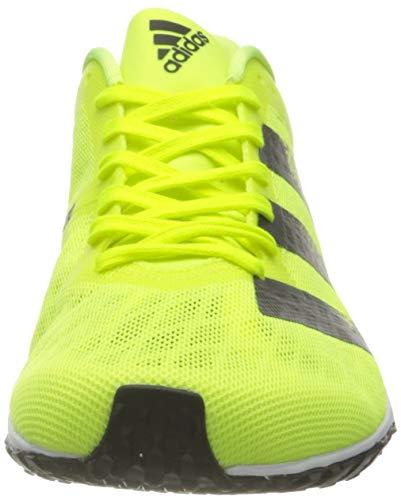 adidas Adizero BEKOJI 2 M, Zapatillas de Running Hombre, Amasol/NEGBÁS/FTWBLA, 42 2/3 EU