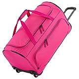 Travelite Basics Trolley Reisetasche FRESH auf Rollen 70cm, in sechs Farben Tote da...