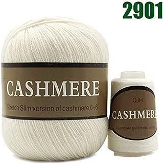 Yarn|Best Quality 100% Mongolian Cashmere Hand-Knitted Cashmere Yarn Wool Cashmere Knitting Yarn Ball Scarf Wool Yarny Baby 50 Grams|by CUSODI|