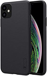 Nillkin Frosted Shield Back Cover For Apple iPhone 11, Black