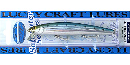 Lucky Craft Fishing Lure CIF Flash Minnow 110 California Inshore Fishing