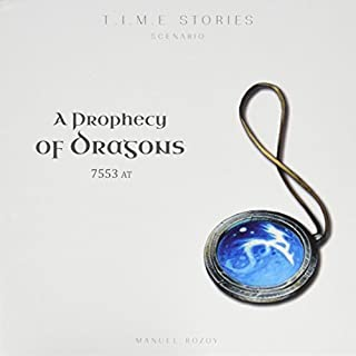 TIME Stories: A Prophecy of The Dragons Board Game