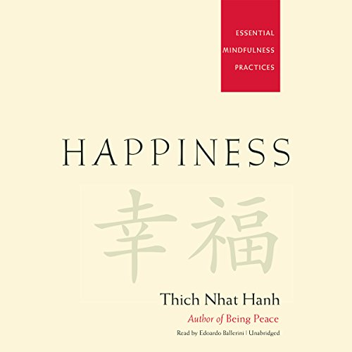 Happiness Audiobook By Thich Nhat Hanh cover art