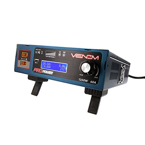 Venom Pro Power 1350W DC Power Supply