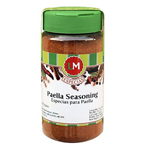 Condimento di paella 220 g - LM Spezie per la paella