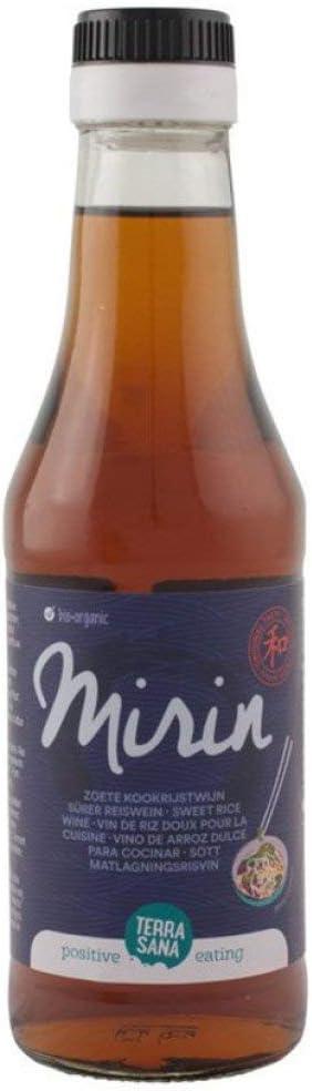 MIRIN (VINO DE ARROZ) BIO 250 ML