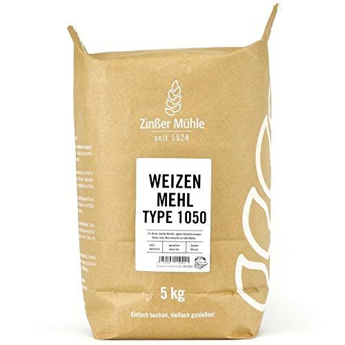 Weizenmehl Type 1050 5 kg