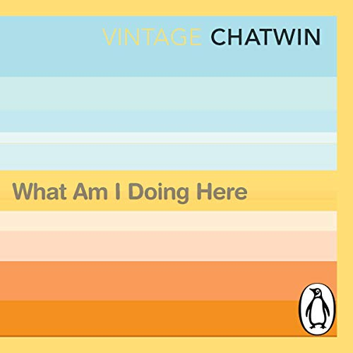 What Am I Doing Here? audiobook cover art