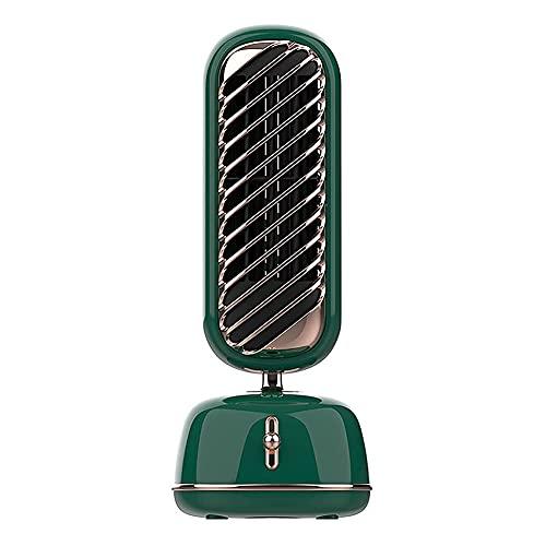Portátil Portátil del Aire Acondicionado, Refrigerador De Aire Personal De La Fan De La Torre   Ventilador De Nebulización Humidificador De Enfriamiento Evaporativo para Oficina De Dormitorio