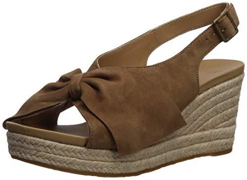 UGG Australia Sandalo Zeppa Camilla Cuoio - 40