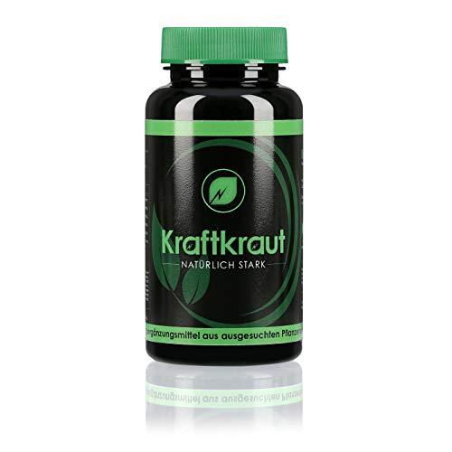 KRAFTKRAUT | Testosteron | Natürlich | Ruhe und Kraft | Libido | 90 Kapseln | hochdosiert | Made in Germany