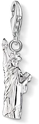 Thomas Sabo Statue New Free Shipping of Charm Liberty Ranking TOP18 Sterling Silver