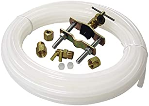 """GRECO Ice Maker and Humidifier Installation Kit - ¼"""" by 25 feet of Tubing"""
