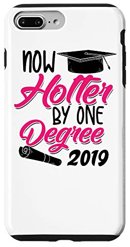 Cool Amazing Major Graduates Moving Up Day Designs Iphone 7 Plus 8 Plus Now Hotter By One Degree 2019 Degree Holders Funny Gift Case From Amazon Daily Mail