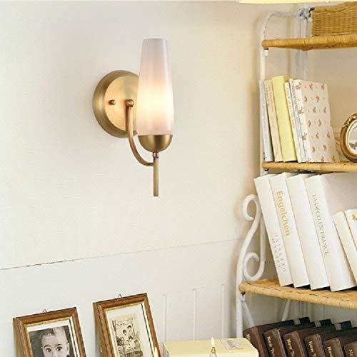 ZTH E14 LED Sala de Estar Escalera Pasillo Plateado Hierro Forjado Lámpara de Pared de Doble Cabeza de Doble Cabeza, Fuente de alimentación: luz Blanca led5w