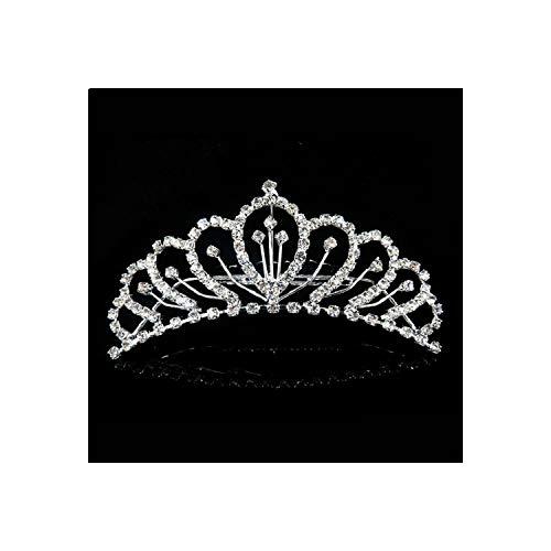 12 STYLE Nieuwe Prinses Kroon Tiara Bruid Tiaras En Kronen Bruids Bruiloft Haaraccessoires Kam 13