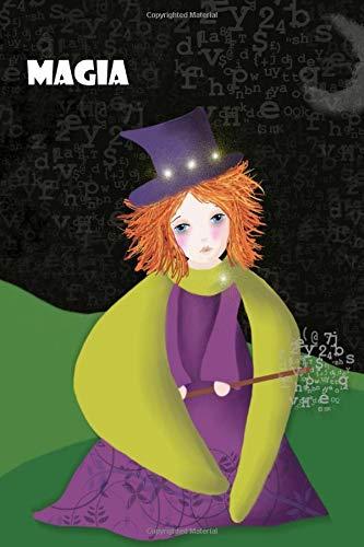 Magia: caderno, bloco de notas, diário, livro de receitas, diário de viagem, caderneta de anotação, bruxa, magia, mágico, dia das bruxas, feiticeiro, ... oculto, misticismo, sobrenatural, Halloween