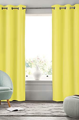 Popular Bath 853810 Twilight - Lámpara Opaca aísla contra el frío y el Calor, Color Amarillo