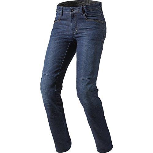 Revit Jeans Seattle, Farbe dunkel-blau, Größe 36/36