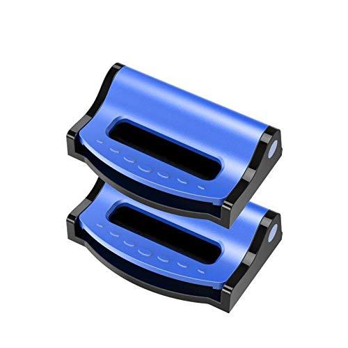 WHRWHR 2パソコン車シートベルトクリップユニバーサル車シートベルトクリップ安全性調節可能なオートストッ...