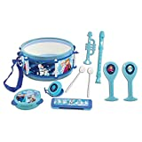 Lexibook K360FZ Disney Frozen-Conjunto Musical 7 Instrumentos en 1, Juguete Infantil a Partir de 3...