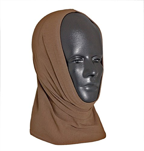 Price comparison product image HEADGATOR 6-in-1 Headgear,  Brown