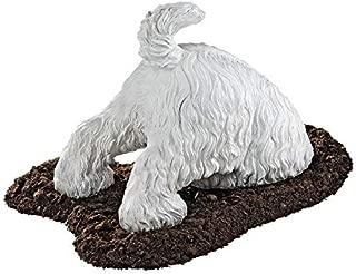 Design Toscano Highland Terrier Digging Dog Statue