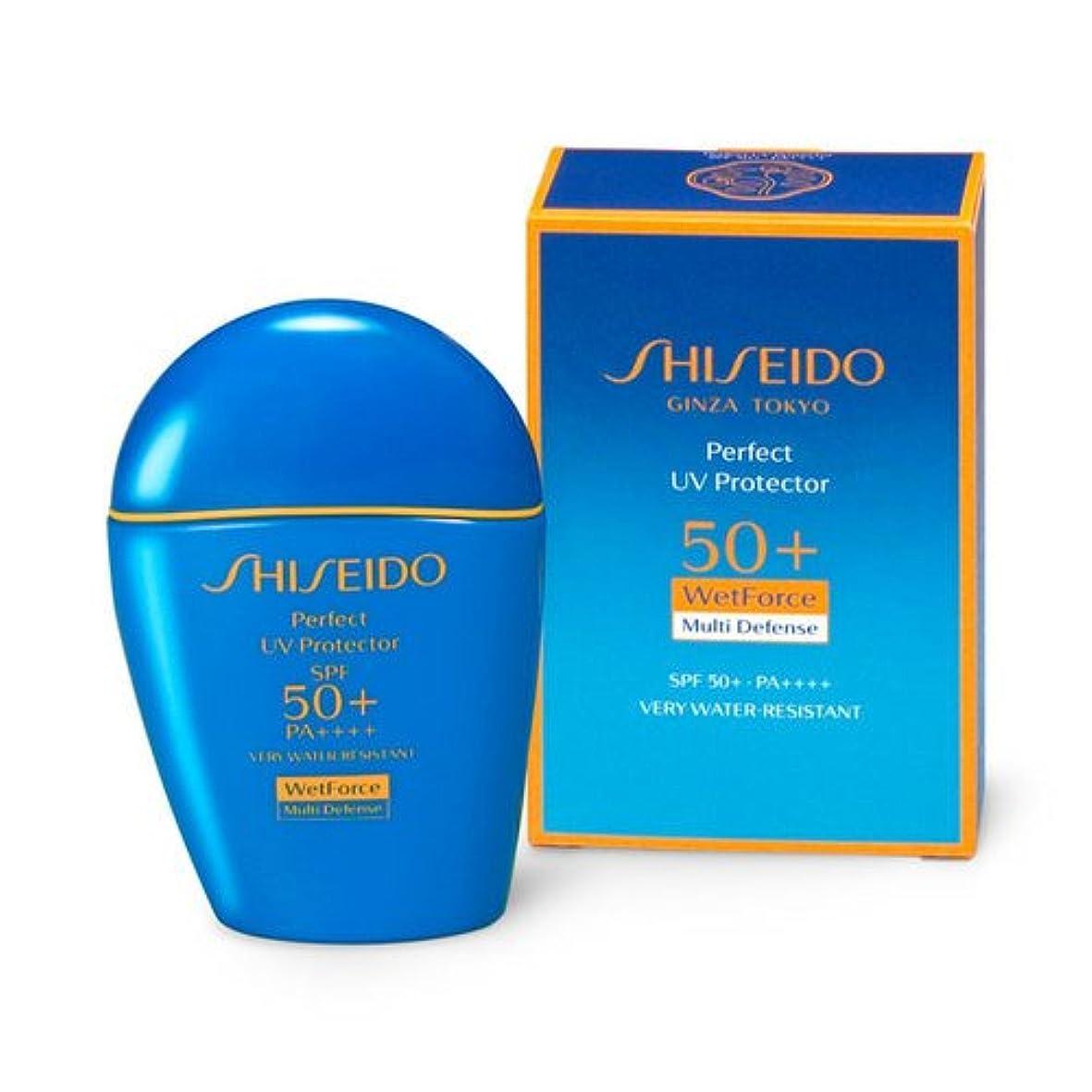 疑わしい製品伴うSHISEIDO Suncare(資生堂 サンケア) SHISEIDO(資生堂) パーフェクト UVプロテクター 50mL