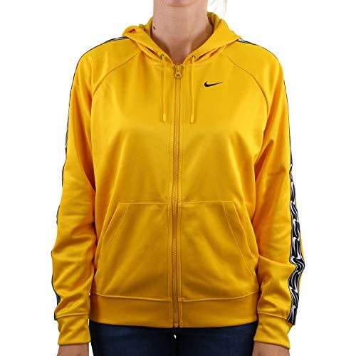Nike Damen Sportswear Trainingsjacke Gelb XL (EU 48-50)