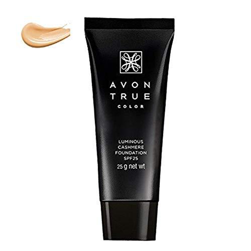 Avon True Color Ideal Luminous Cashmere Advanced Foundation SPF 25 (Nude)
