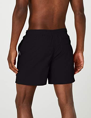 Urban Classics Block Swim Shorts Bañador de natación, Negro, 3XL para Hombre