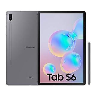 "Samsung Galaxy Tab S6 Tablet de 10.5"" (256 GB, S Pen Incluido, Pantalla sAMOLED, WiFi) Gris (B07VXYW91S) | Amazon price tracker / tracking, Amazon price history charts, Amazon price watches, Amazon price drop alerts"