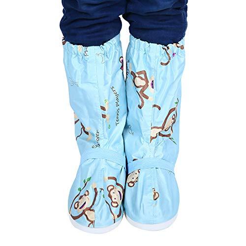 Overschoenen Waterdicht, Slijtvast Sole Outdoor Draagbare Shoe Cover for Kids Geschikt Voor Outdoor/Walking/Boot