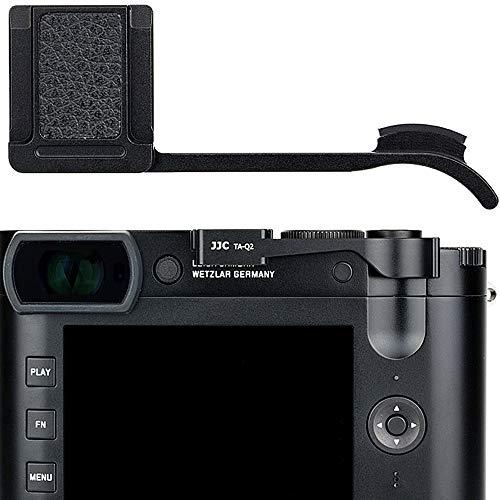 JJC 金属サムグリップ サムレスト Leica Q2 適用 装着簡単 カメラホールド感を高める
