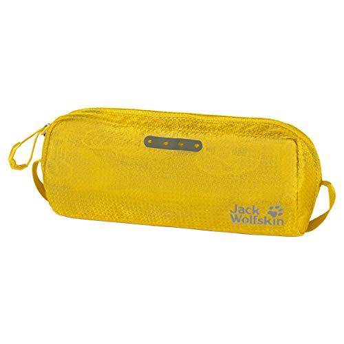 Jack Wolfskin Unisex– Erwachsene Washbag Air Tasche, Dark Sulphur, One Size