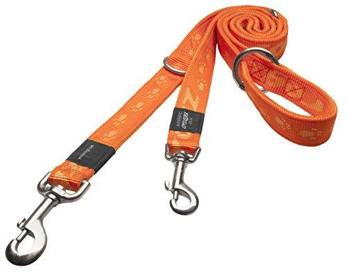 Rogz HLM21-D Alpinist Leine/Kilimanjaro, S, orange