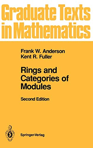 rings and modules - 4