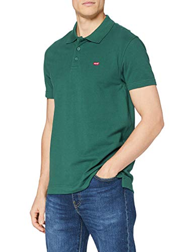 Levi's O.G Batwing Polo, Forest Biome, XS para Hombre