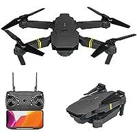 BYCZ Drones with 4K HD Camera, Multiple Flight Mode, Wifi, Safe & Foldable Design