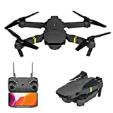 BYCZ Drones with Camera for Kids Adults 4K/1080P/720P, 6-Axis, Wifi FPV Quadcopter, One Key Start,...