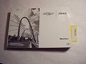2015 Chevrolet Malibu Owners Manual
