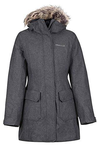 Marmot 79110-001-5 Veste Femme Noir FR : L (Taille Fabricant : L)